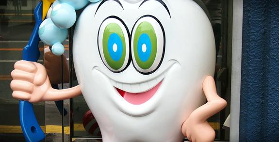 高木歯科医院マスコットキャラクター完成しました♪