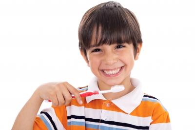1日の歯ブラシの回数の平均は?