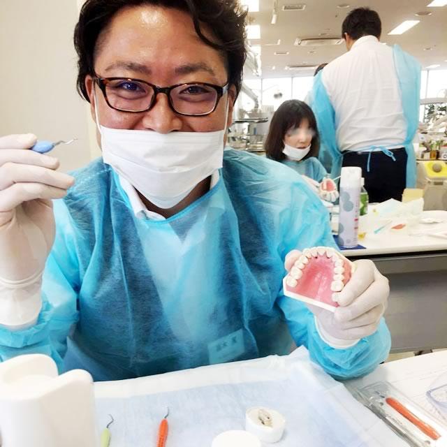 「国民80%が歯周病。そのうち8割は治せる!」EPIC勉強会にて